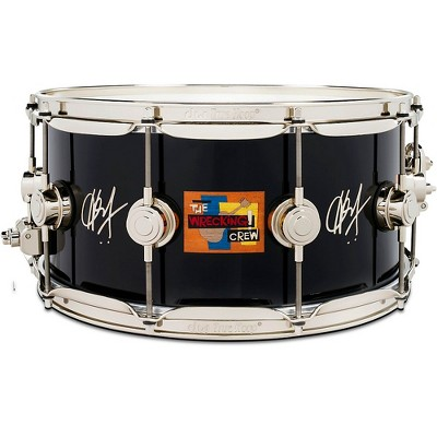"""DW Limited Edition Hal Blaine """"Wrecking Crew"""" ICON Snare Drum"""