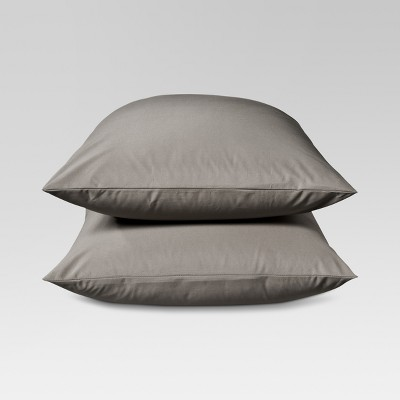 Ultra Soft Pillowcase (Standard)Radiant Gray 300 Thread Count - Threshold™