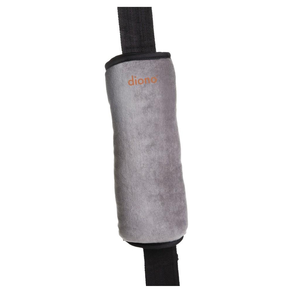 Diono Seat Belt Pillow, Gray