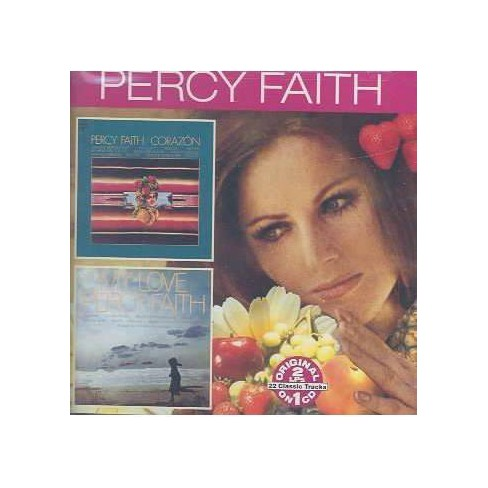 Percy Faith - Corazon/My Love (CD) - image 1 of 1