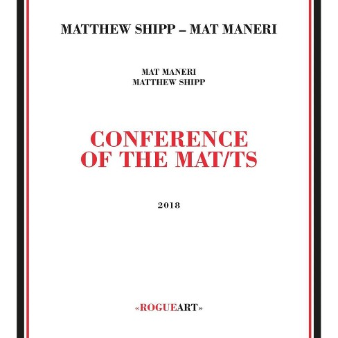 Matthew Shipp - Conference Of The Mat/Ts (CD) - image 1 of 1