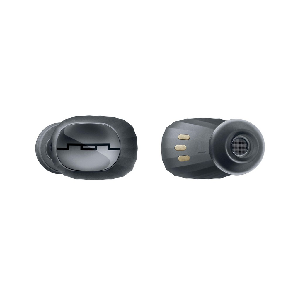 Sol Republic Amps Air 2.0 True Wireless Earbuds - Gray (Sol-EP1195GY)
