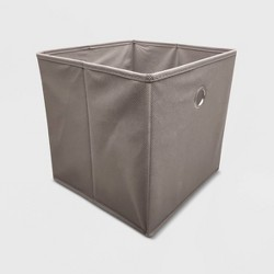 "Fabric Cube Storage Bin 11"" - Room Essentials™"