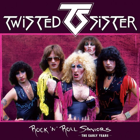 Twisted sister - Rock n roll saviors:Early years (CD) - image 1 of 1