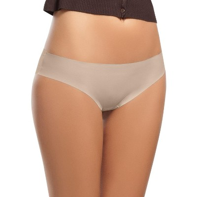 Leonisa Leonisa seamless brazilian panties for women - no show underwear -