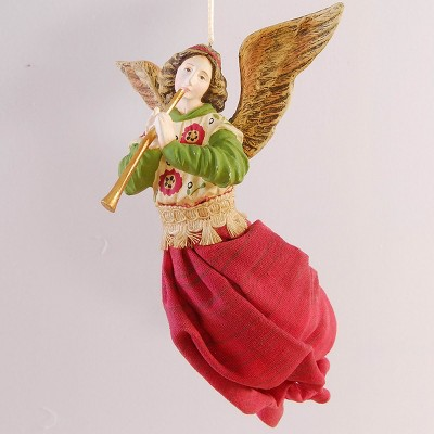 Gallerie II Musical Vintage Angel Ornament A/2