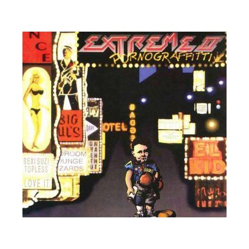 Extreme - Extreme Ii: Pornograffitti (A Funked Up Fairy Tale) (CD) - image 1 of 2
