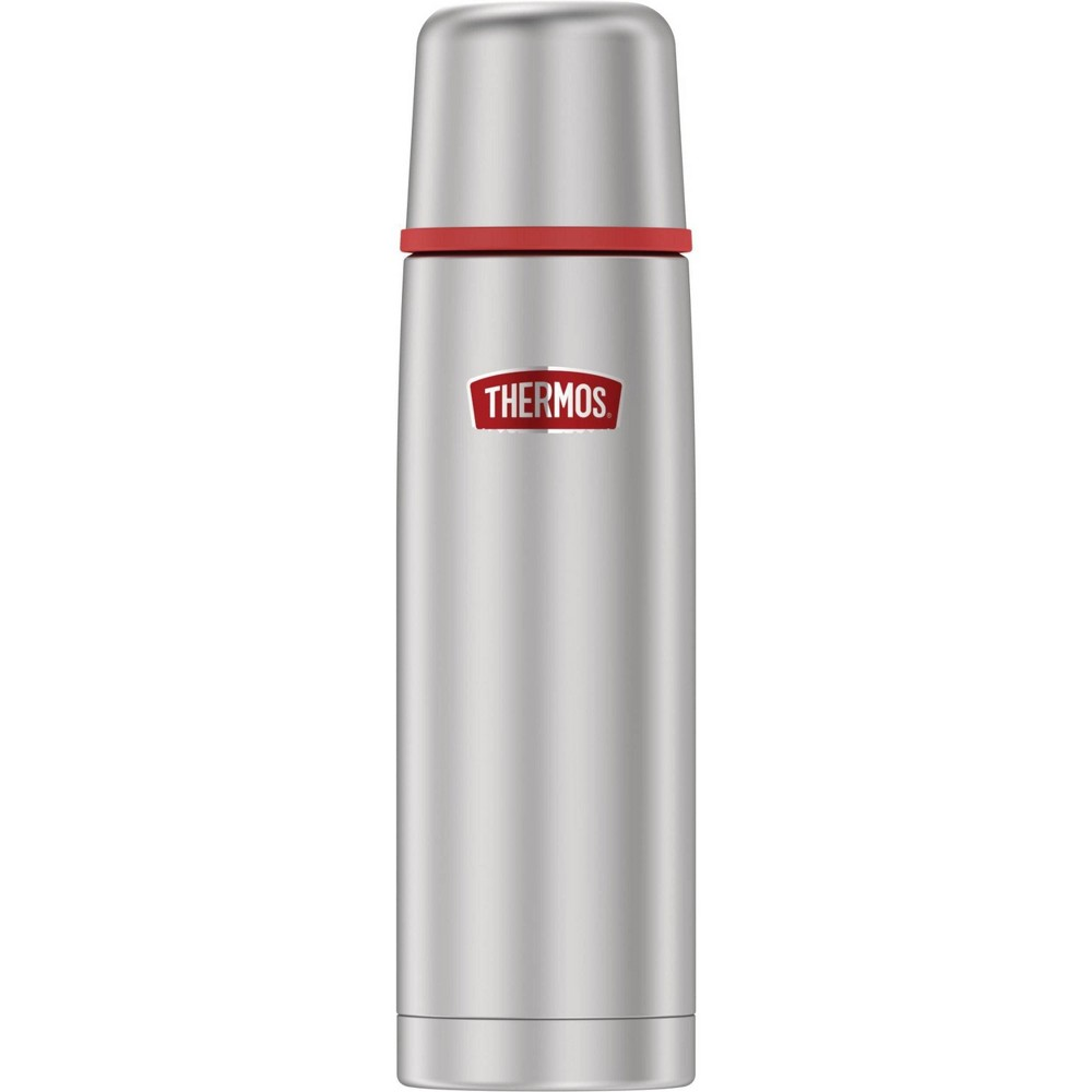Thermos Stainless Steel Vacuum Insulated Coffee Travel Mug 25oz Silver