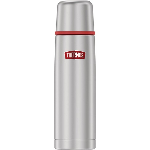 Thermos Stainless Steel Vacuum Insulated Coffee Travel Mug 25oz - Silver - image 1 of 3