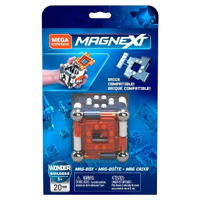 Mega Construx Magnext Mag-box Magnetic Construction Toy