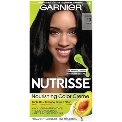 Garnier Nutrisse Nourishing Permanent Hair Color Creme - image 1 of 4