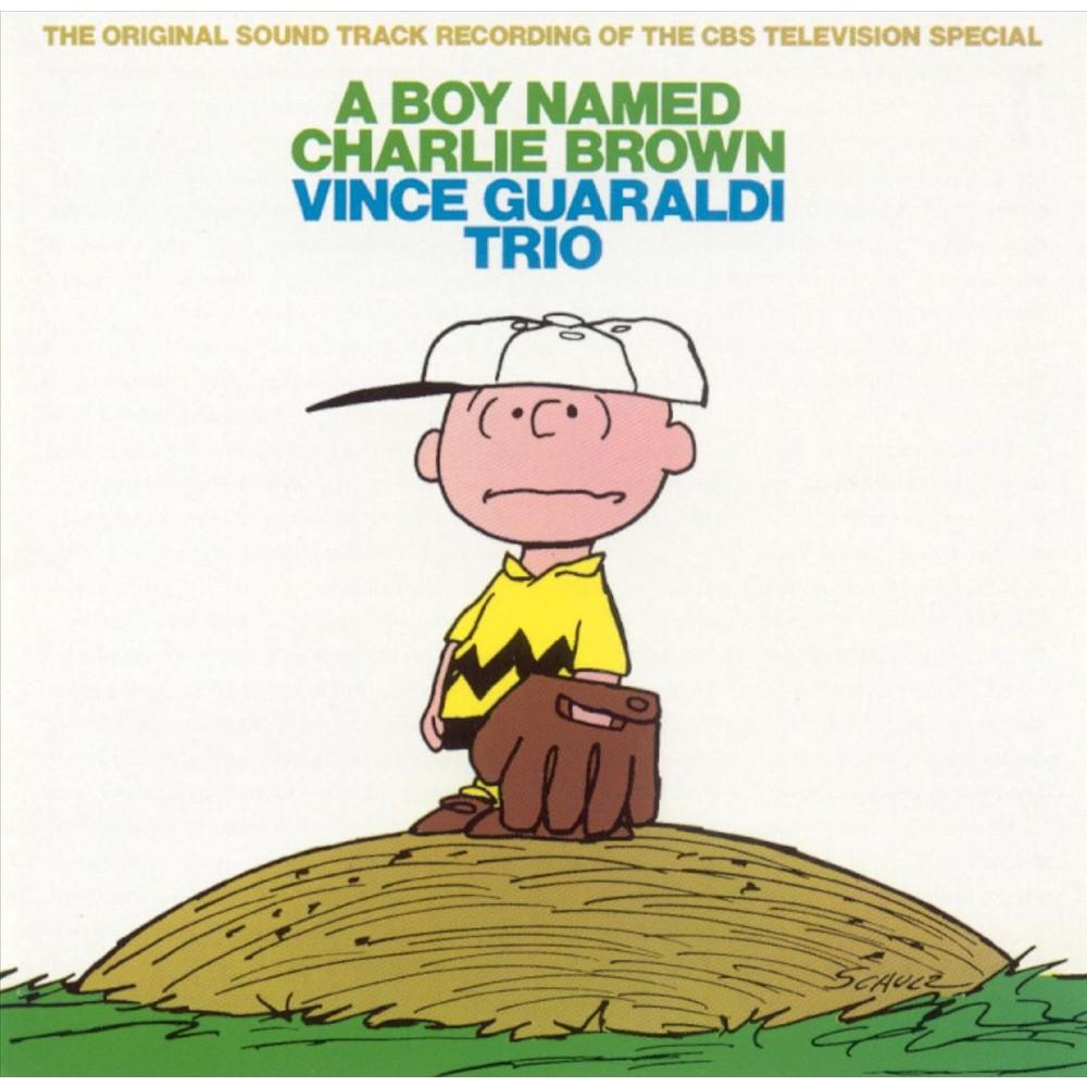 Vince guaraldi - Boy named charlie brown (CD)