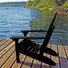 Mountain Bluff Essential Patio Adirondack Chair - Elk Outdoors - image 3 of 4