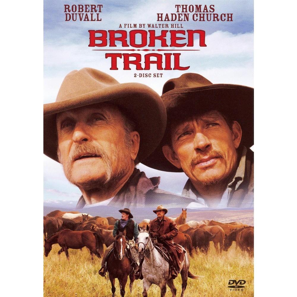 Broken Trail (Dvd), Movies