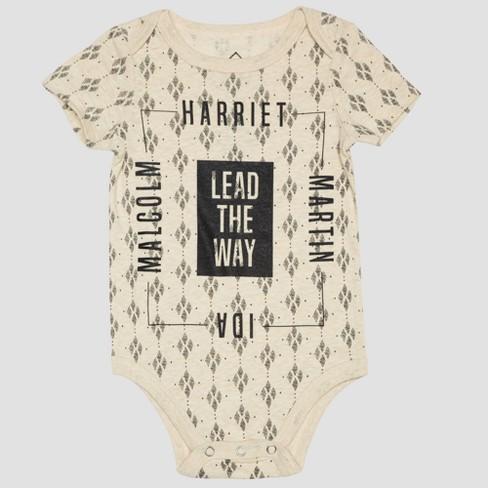 23ec16627773 Well Worn African Print Child Bodysuit - Cream : Target