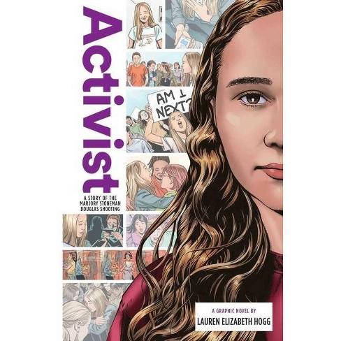 Activist - by  Lauren Elizabeth Hogg (Hardcover) - image 1 of 1