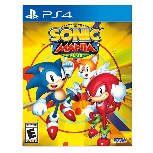 Sonic Mania Plus - PlayStation 4 - image 1 of 1