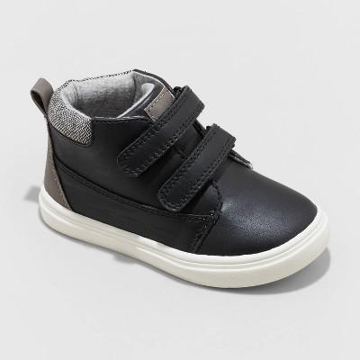 Toddler Haider Boots - Cat & Jack™ Black