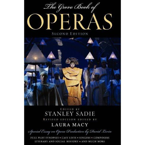 The Grove Book of Operas - 2 Edition (Paperback) - image 1 of 1
