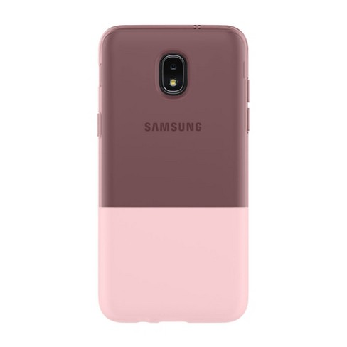 best loved be265 a8ab8 Incipio Samsung Galaxy J3 Top NGP Case - Rose