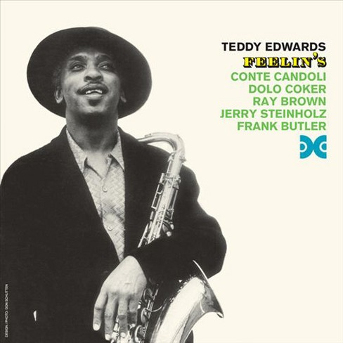 Teddy edwards - Feelin's (CD) - image 1 of 1