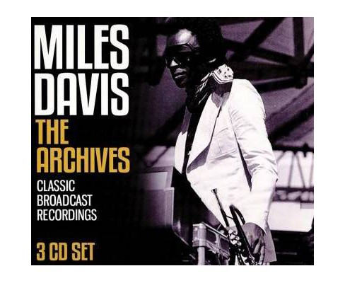 Miles Davis - Archives (CD) - image 1 of 1