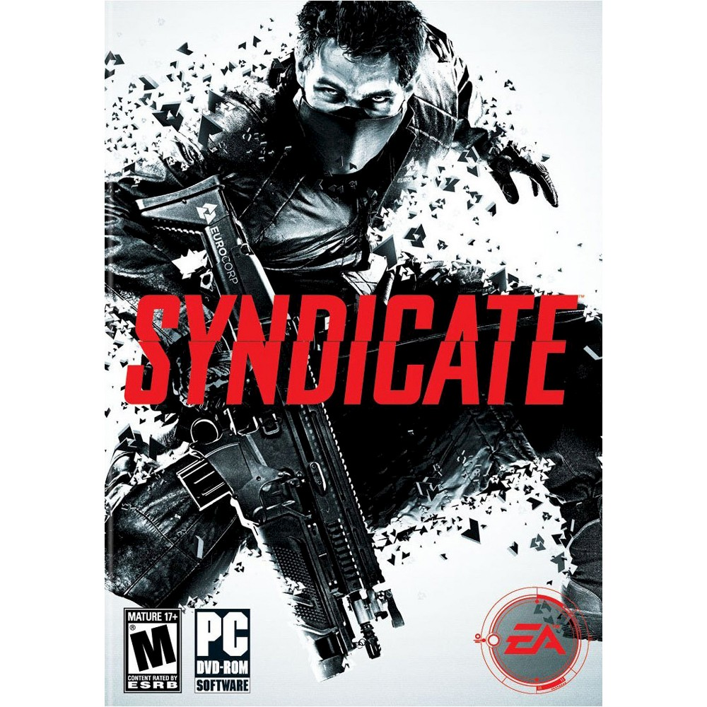 Syndicate - PC Game Digital What is Electronic Software Download or Digital Code product? Electronic Software Download or delivered product is just like box software equivalent. This is a full version of the software, usually with the exact same End User License Agreement (license/use rights). The customer downloads the product directly to their computer from the Publisher site or a secure source endorsed by the Publisher rather than installing from a disk. The download link, instructions and license key are set to the customer via email, usually in 1-3 hours from purchase (deliveries can take up to 24 hours). Product keys are available if lost, and product can be re-installed if needed. For services, the key that is sent is all that is needed to activate the service from the manufacturers site. Email communication will come from our service provider at (noreply@esd.synnex.com). To redeem your download code, you will to use a partner's website. Target is not responsible for the content, products or services on our partner website.