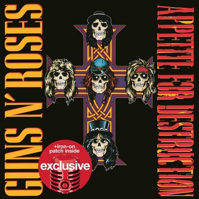 Guns N' Roses - Appetite For Destruction (2CD Deluxe Target Exclusive Edition)