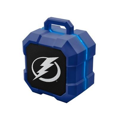 NHL Tampa Bay Lightning LED Shock Box Speaker