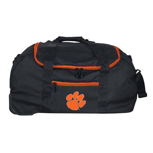 NCAA Clemson Tigers Travel Duffel Bag - image 1 of 4