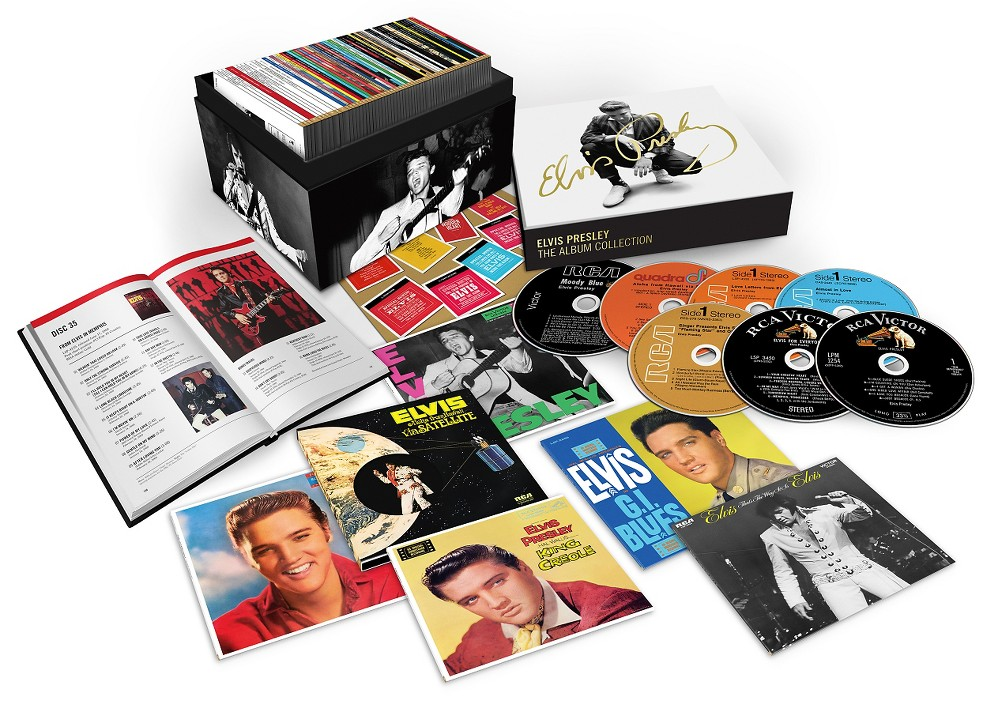 Elvis presley - Rca albums collection (CD)