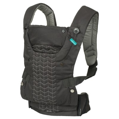 Infantino Upscale Customizable Carrier - Black