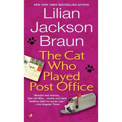 The Cat Who Played Post Office - (Cat Who... (Paperback)) by  Lilian Jackson Braun (Paperback) - image 1 of 1