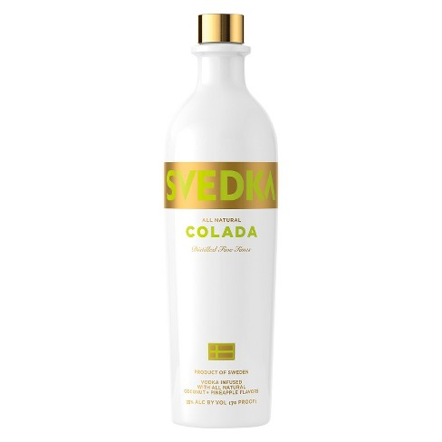 SVEDKA® Colada Vodka - 750mL Bottle - image 1 of 1