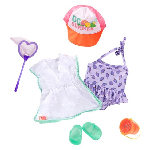 Our Generation® Deluxe Outfit - Day at the Beach™ - image 1 of 2