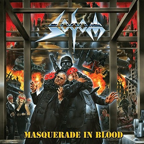 Sodom - Masquerade In Blood (Vinyl) - image 1 of 1