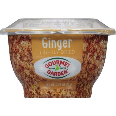 Gourmet Garden Lightly Dried Ginger - 0.78oz