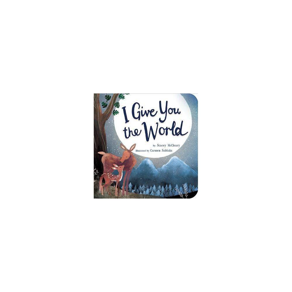 I Give You the World - Brdbk by Stacey McCleary (Hardcover)