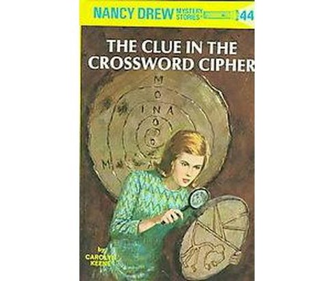 Clue in the Crossword Cipher (Hardcover) (Carolyn Keene) - image 1 of 1