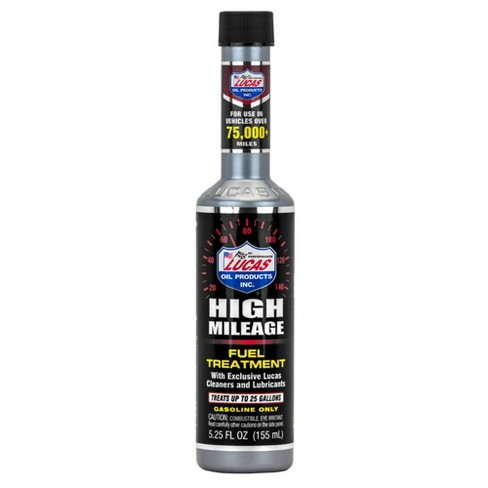 Lucas Oil 5.25oz High Mileage Fuel System Cleaner - image 1 of 1