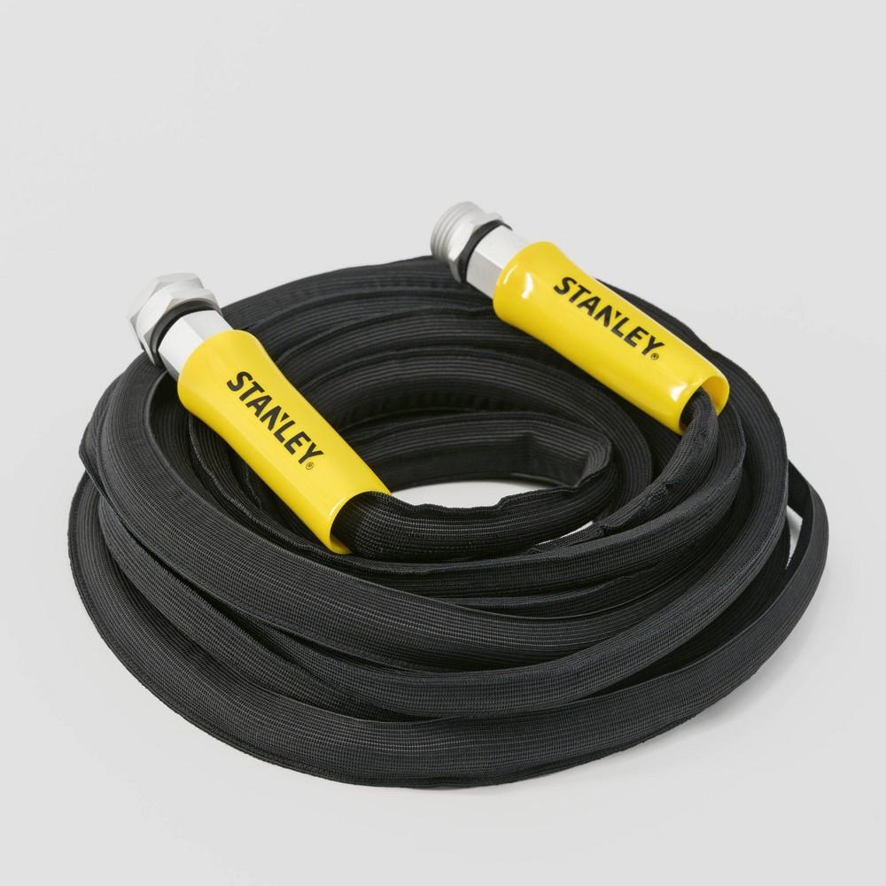Image of 50' Duraflexpro Expanding Hose Black - Stanley