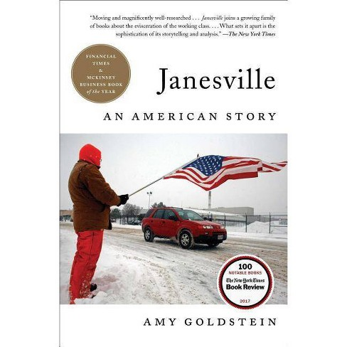 Janesville - by  Amy Goldstein (Paperback) - image 1 of 1