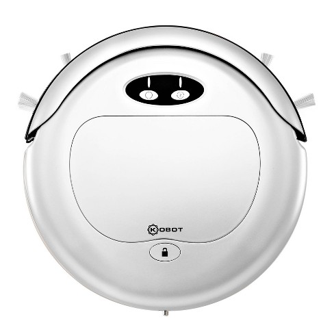 KOBOT Slim Series Robot Vacuum With Scheduling - Silver (RV351) - image 1 of 9