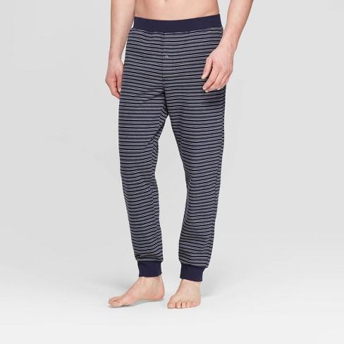 Men's Striped Pajama Pants - Goodfellow & Co™ - image 1 of 2