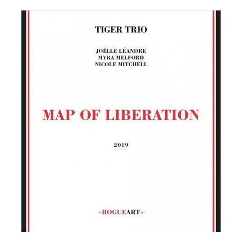 Tiger Trio - Map Of Liberation (CD) - image 1 of 1