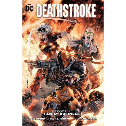 Deathstroke, Volume 4 - by  James Bonny (Paperback) - image 1 of 1
