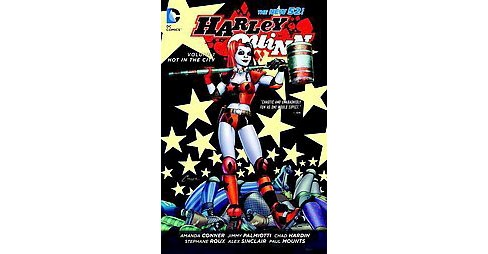 Harley Quinn 1 ( Harley Quinn: The New 52!) (Paperback) by Amanda Conner - image 1 of 1