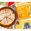 Quest Nutrition Four Cheese Frozen Thin Crust Pizza - 11oz - image 3 of 4