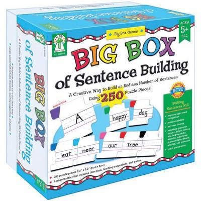 Carson Dellosa Big Box of Sentence Building
