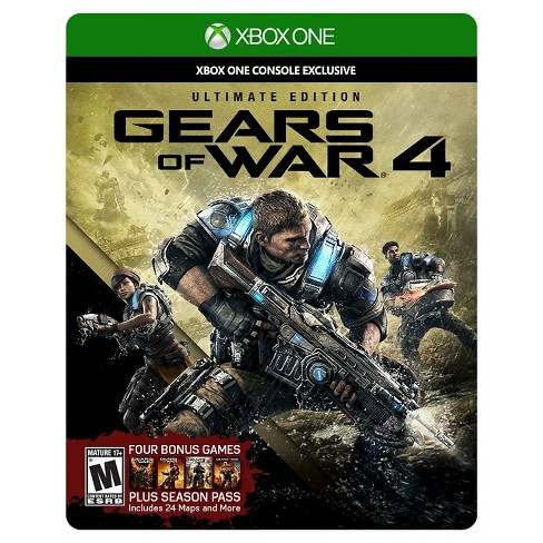 Gears of War 4: Ultimate Edition Xbox One - image 1 of 6